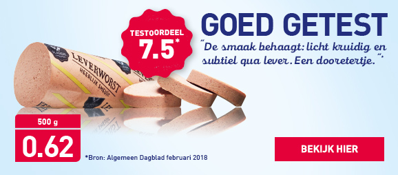 Best getest leverworst
