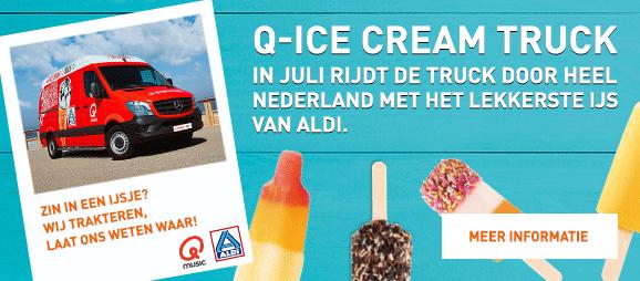 Q-ICE CREAM TRUCK