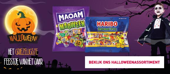 Halloween aanbiedingen
