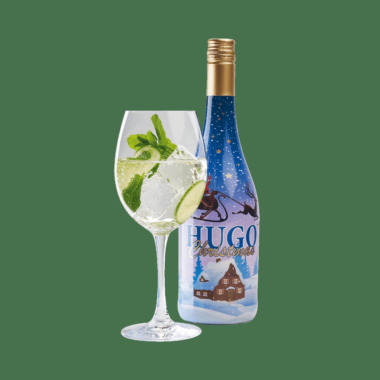 Hugo Christmas voordelig bij ALDI