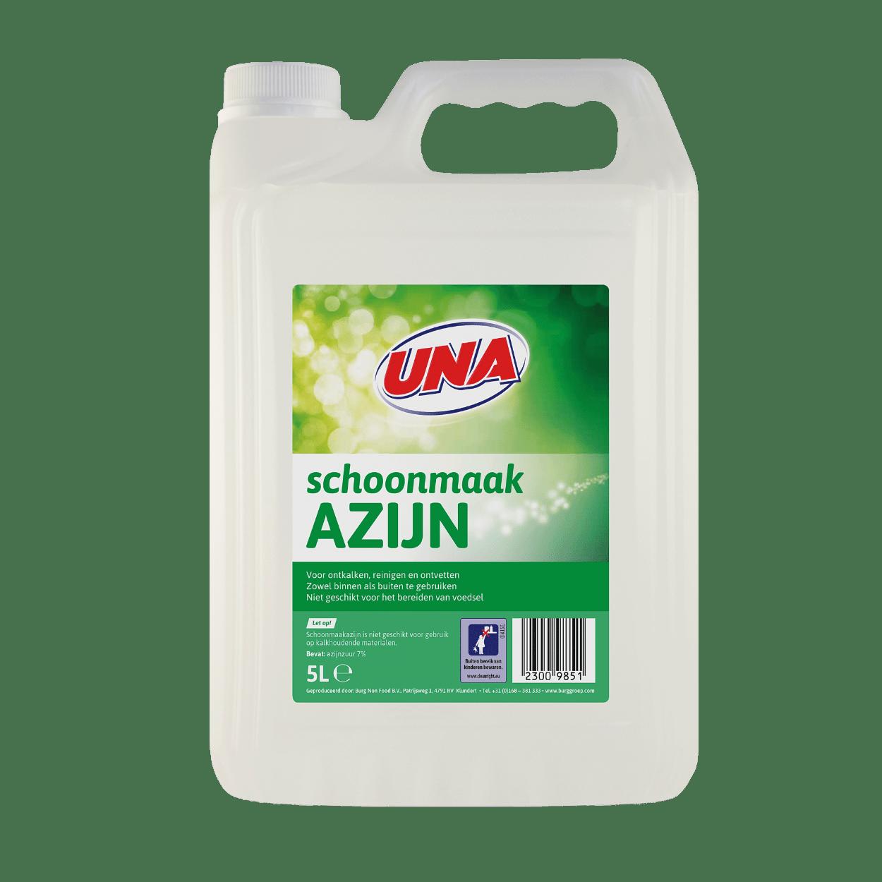 Schoonmaakazijn 5 Liter Aldi.Schoonmaakazijn