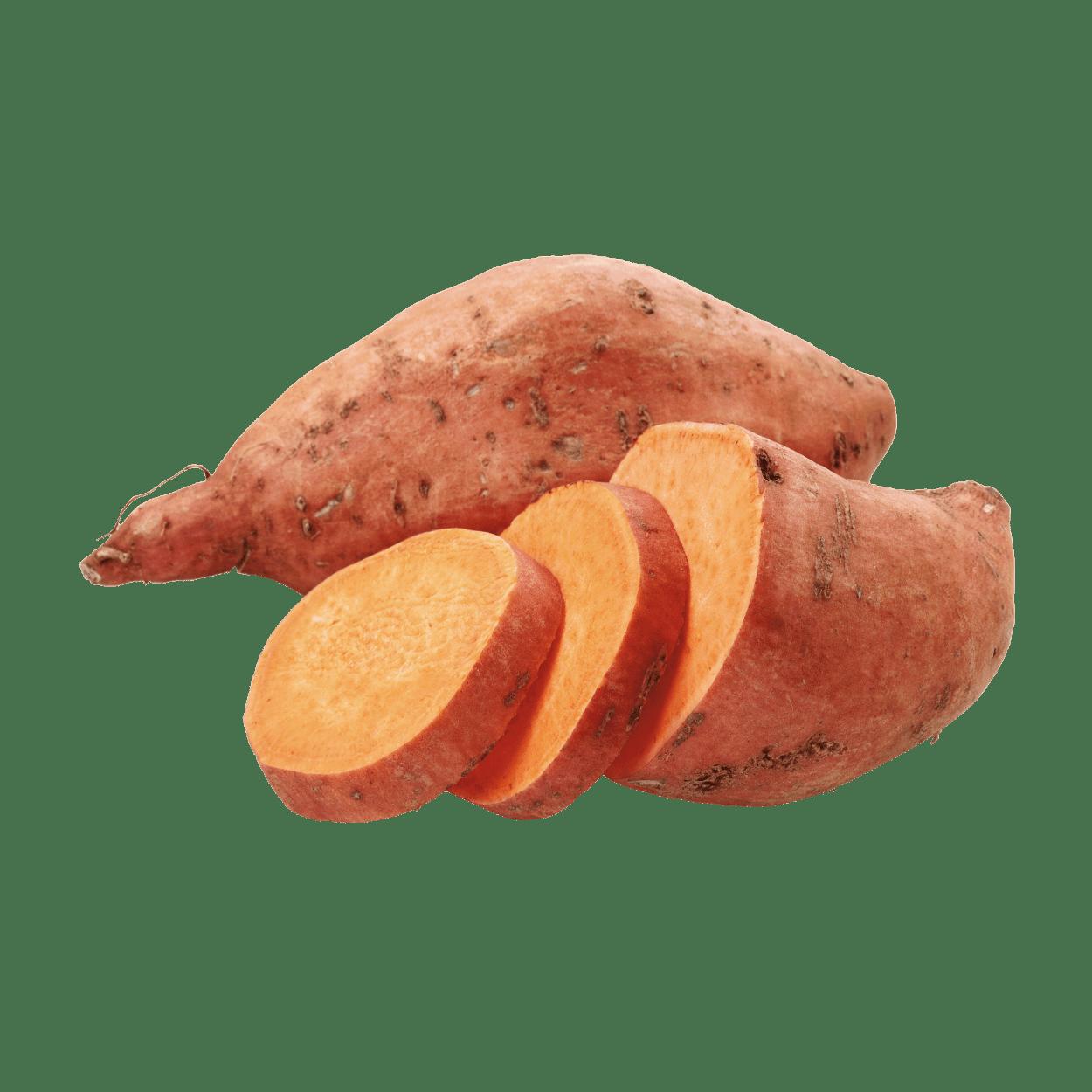 de zoete aardappel